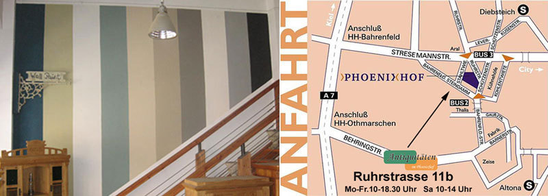 Annie Sloan Chalk Paint™- Kreidefarbe kaufen - Hamburg